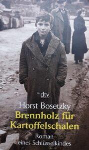 Buchtitel Horst Bosetzky Brennholz für Kartoffelschalen