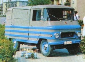 Zuk A-05 Foto aus Verkaufsprospekt 1968