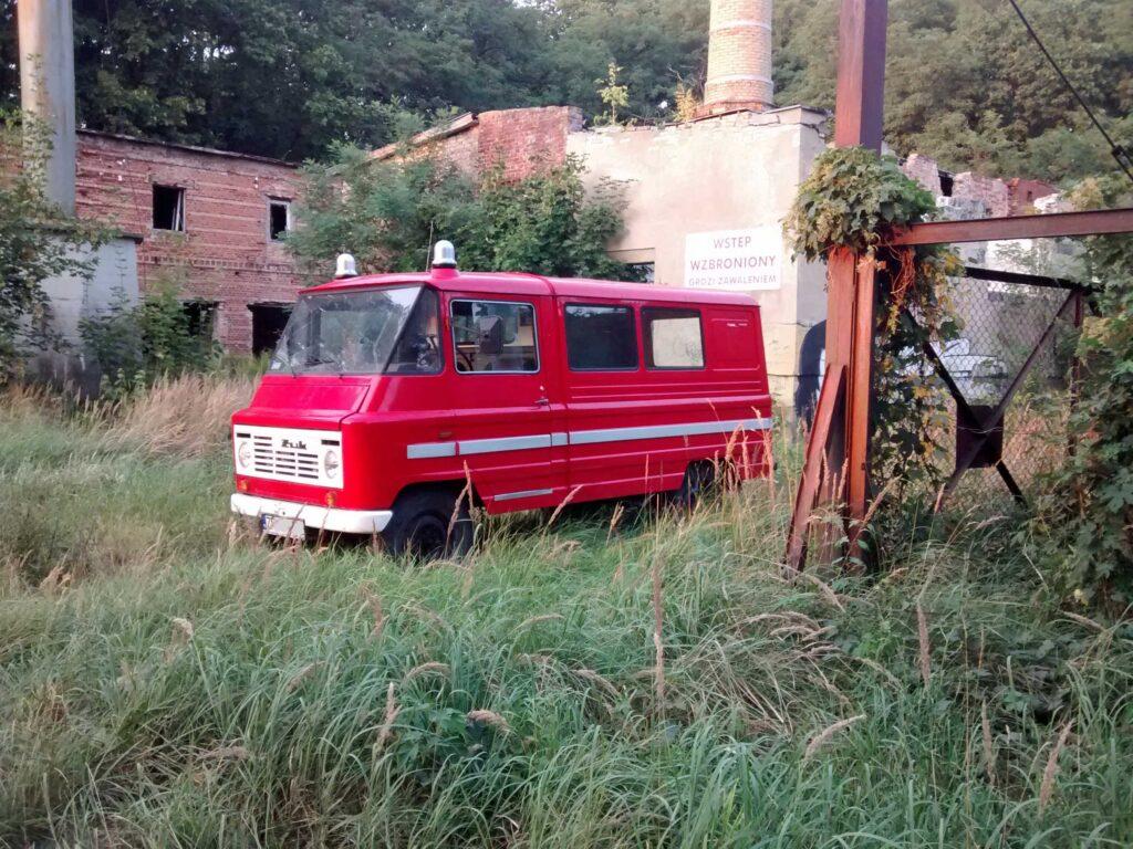 Żuk A-1507 Mannschaftswagen der Feuerwehr